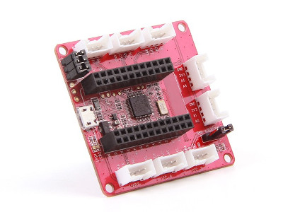 Seeedstudio RedBear DUO - Wi-Fi + BLE IoT Board: information about